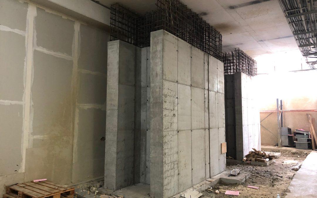 Betonové konstrukce